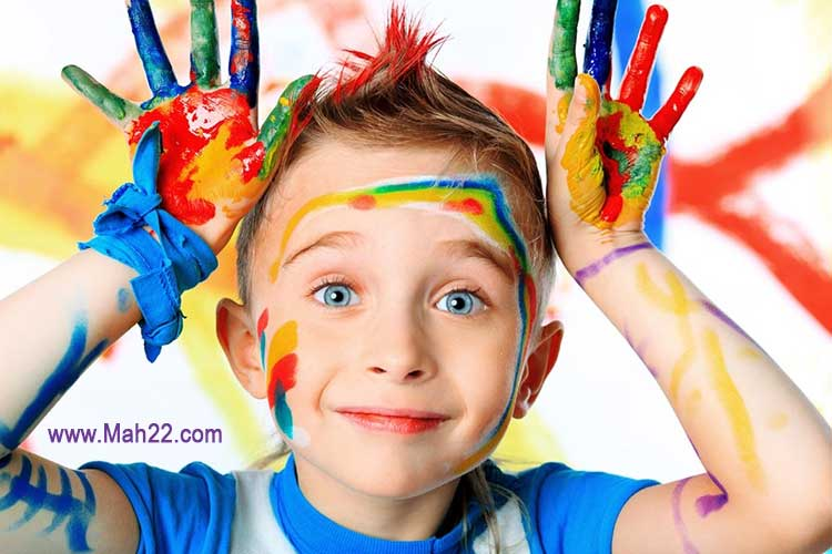 ویژگی های یک کودک خلاق www.Mah22.com گرمدره افتتاح کانون کودکان خلاق در گرمدره - منطقه ۲۲