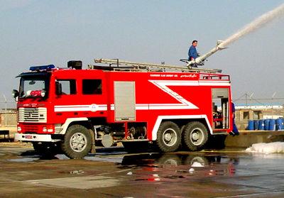 ایستگاه های آتش نشانی منطقه ۲۲ تهران