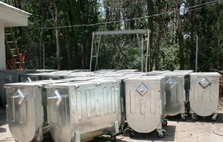 مخازن زباله منطقه ۲۲ به زیرزمین می روند. مخازن زباله در منطقه ۲۲ شهرداری تهران همچون کشورهای پیشرفته زیرزمینی می شوند. مخازن زباله مخازن زباله منطقه ۲۲ به زیرزمین می روند                     750x480