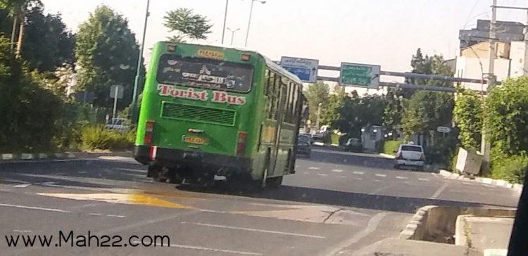 اتوبوس گردشگری توریست باس یا همان اتوبوس گردشگری در منطقه 22 تهران                                    1 scaled